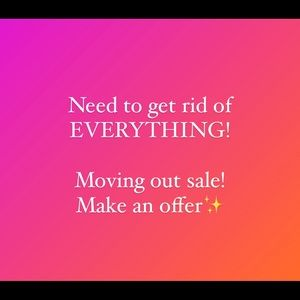 Everything on Sale!!